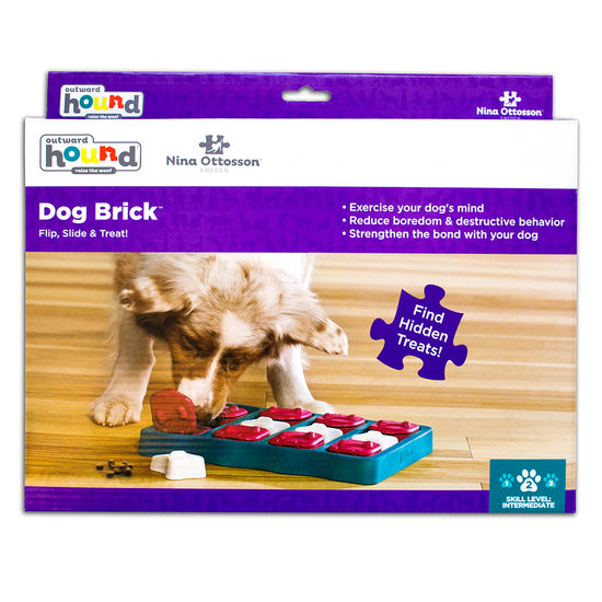 DOG BRICK - NEW