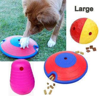 3 Activation Hundespielzeug, kunststoff. Schwierigkeitsgrade 1 - 2..
