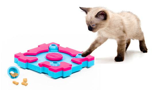 Cat MixMax Puzzle A. Moeilijkheidsgraad 1