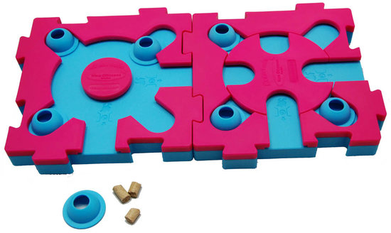 Cat MixMax Puzzle C . Schwierigkeitsgrad 3