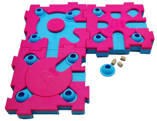 3 Cat MixMax Puzzle A, B, C. Moeilijkheidsgraad 1-4