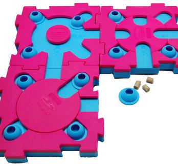 3 Cat MixMax Puzzle A, B, C. Schwierigkeitsgrad 1-4