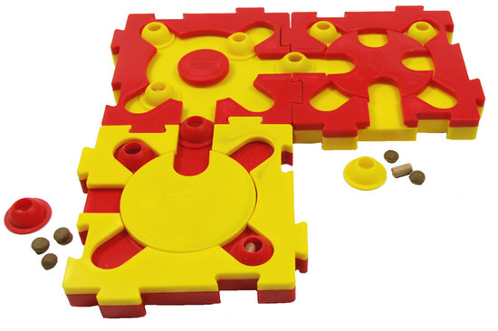 3 MixMax Puzzle A ,B, C. Vaikeusastetta 1-4