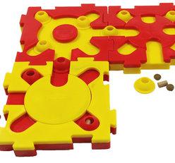 3 MixMax Puzzle A ,B, C. Moeilijkheidsgraad 1-4