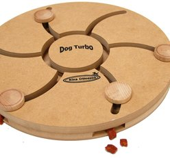DogTurbo puu. Vaikeusastetta 3. Natural, Eco-Friendly material